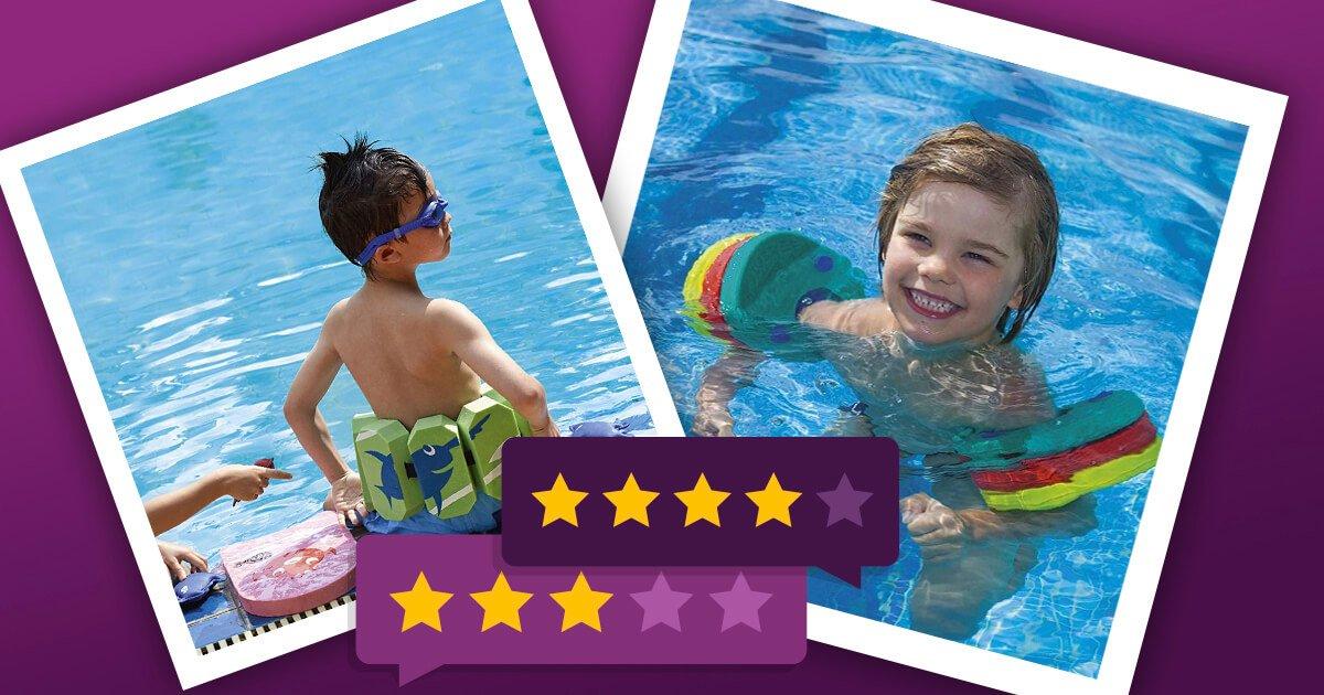 Schwimmhilfe für Kinder