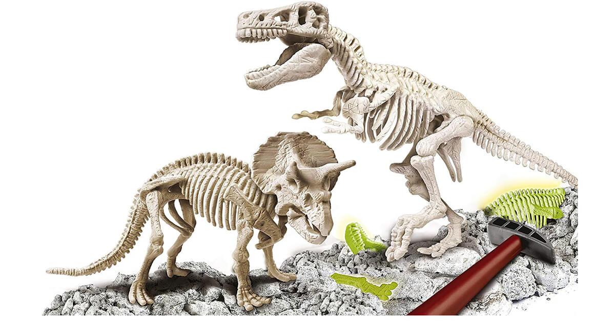 Dino-Ausgrabungsset für Kinder