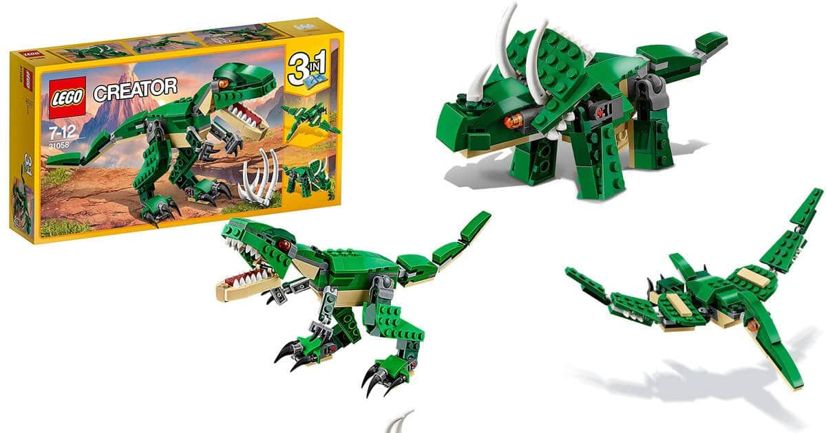 Lego Create Dinosaurier Spielzeug
