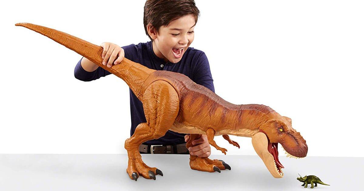 T-Rex Riesen Dinosaurier-Spielzeug