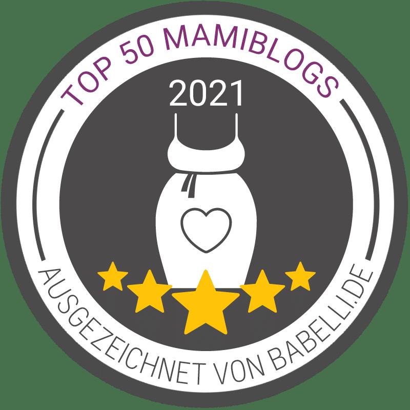 Siegel: Das sind die Top 50 Mamiblogs 2021