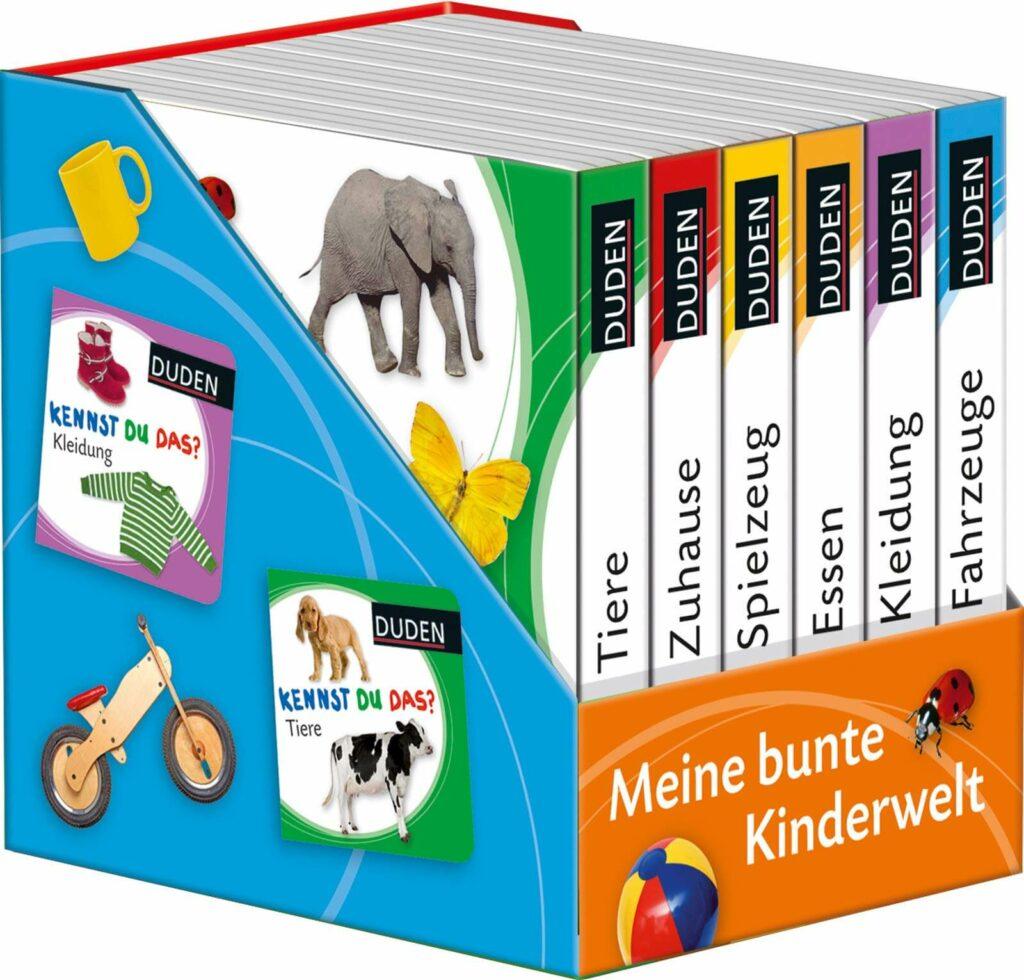 Duden kennst du das, Bilderbücher Wortschatz