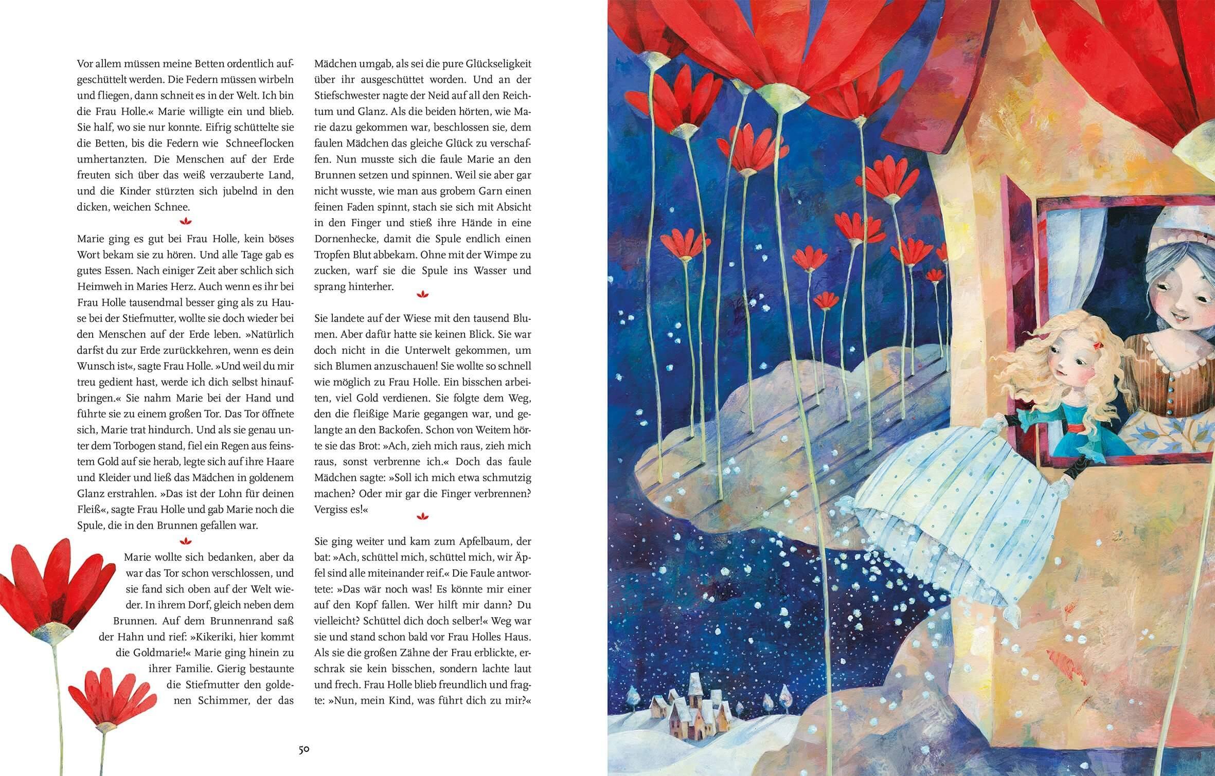 Märchenklassiker für Kinder: Frau Holle