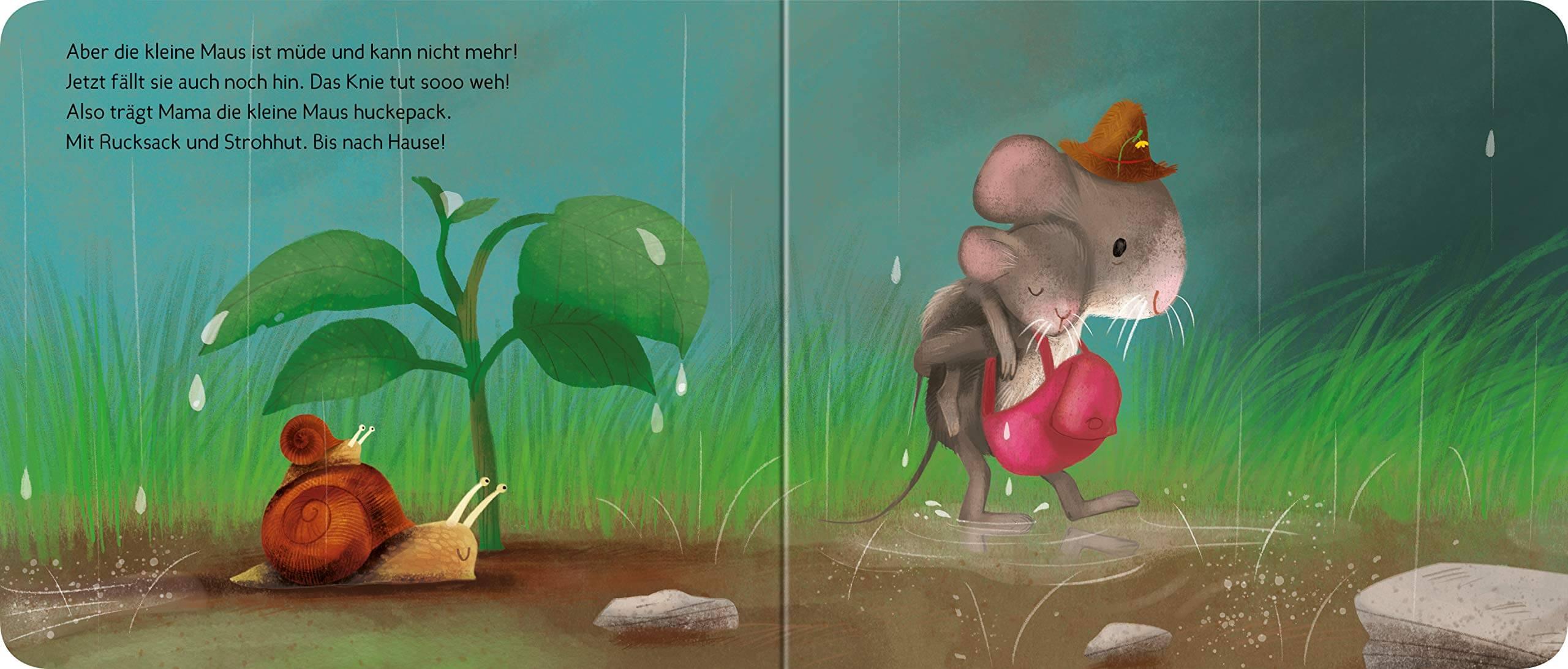 Ich hab dich lieb, kleine Maus