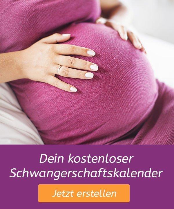 Dein persönlicher Schwangerschaftskalender